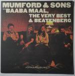 """Mumford & Sons w Baaba Maal - Johannesburg 10"""" Single"""