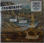 Grandaddy - Last Place LP/Download colored vinyl NEU/SEALED