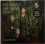 Tocotronic - Pure Vernunft darf niemals siegen 2LP limited green vinyl gatefold sleeve