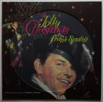 Frank Sinatra - A Jolly Christmas LP limited 180g picture disc