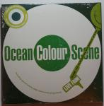 Ocean Colour Scene - Live from the Hydro LP/CD limited white vinyl w 20 page Program Included