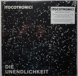 Tocotronic - Die Unendlichkeit 2LP/Download glow in the dark gatefold sleeve